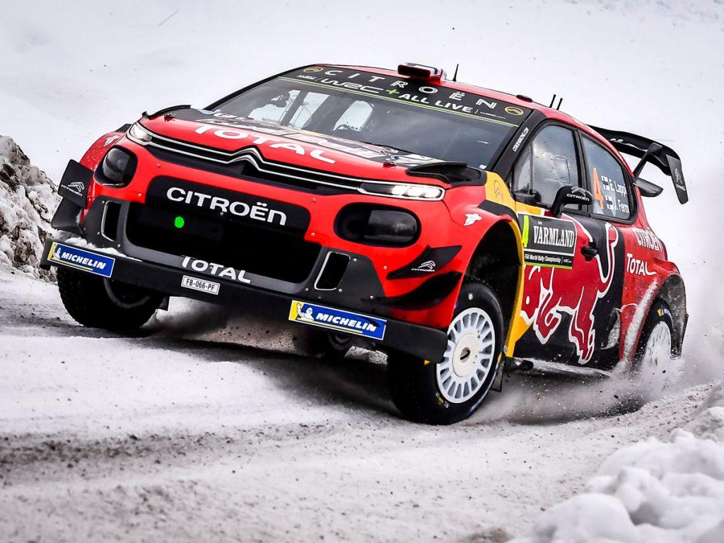 Citroën C3 WRC 2019