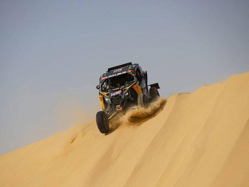 Currie Dakar 2020