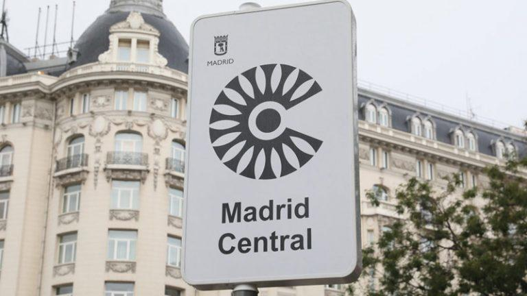 madrid central multas