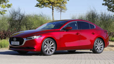 Mazda3 Sedán 2020 360