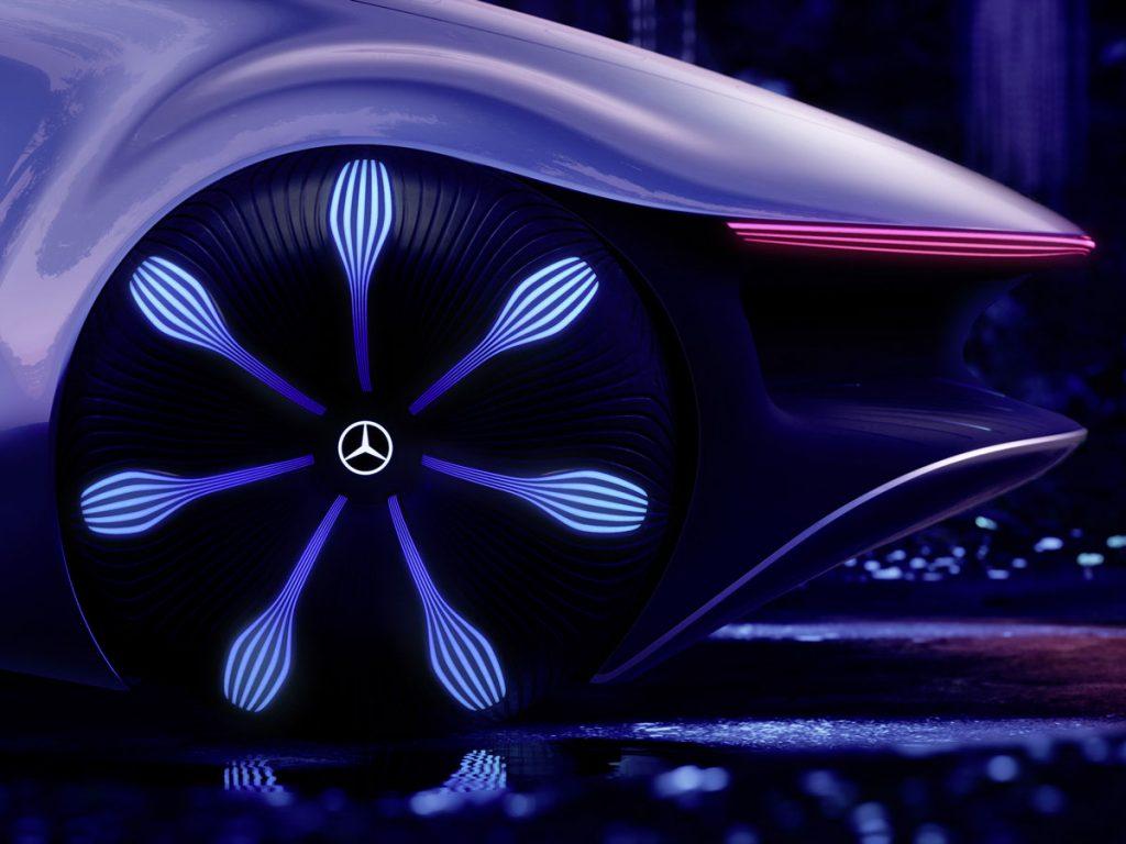 Mercedes-Benz Vision AVTR 2020