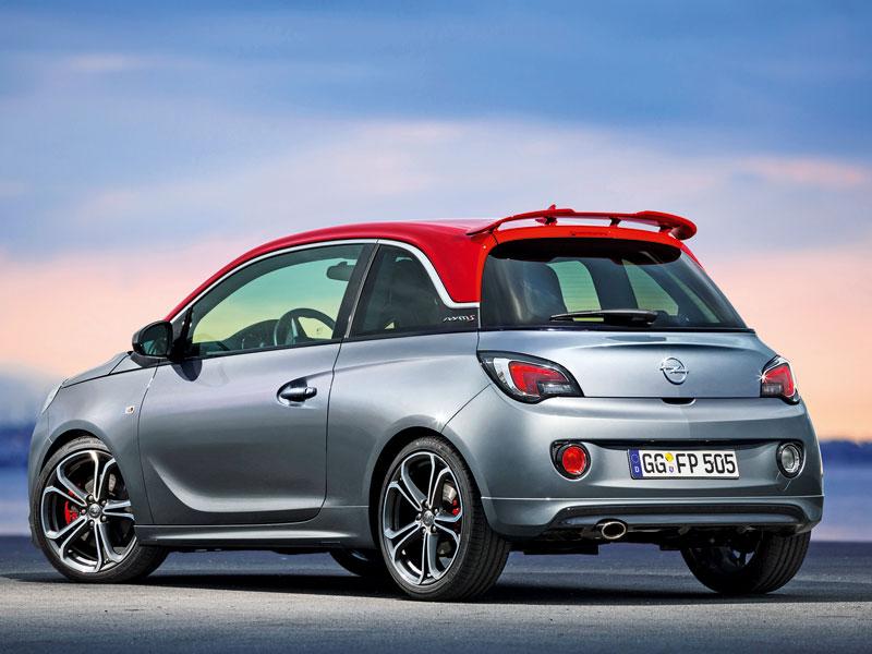 Opel Adam S 2020