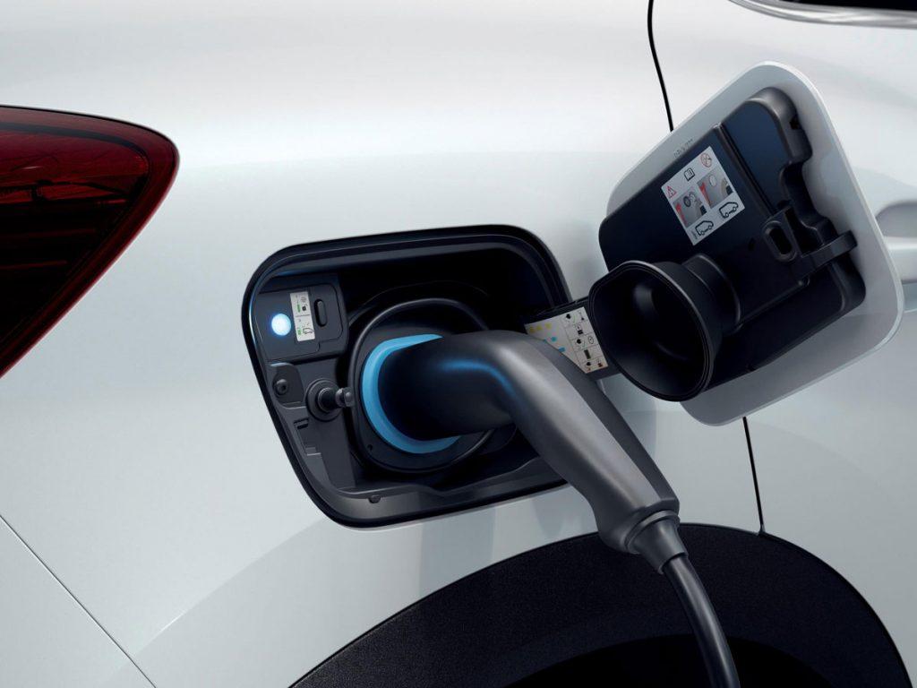 Renault Capture e-Tech Plug-in 2020