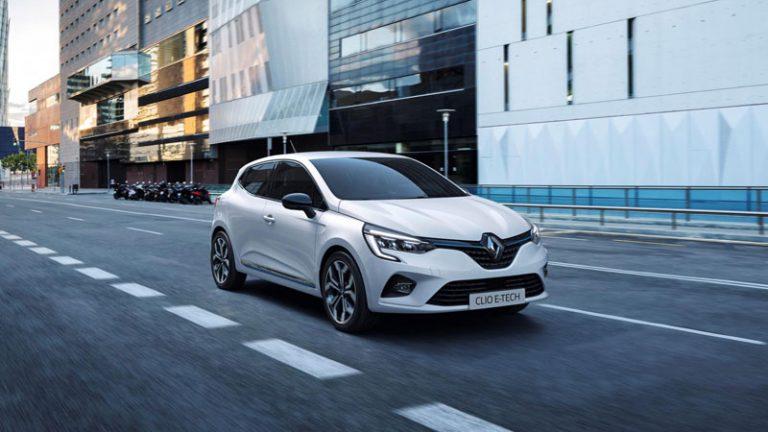 Renault Clio e-Tech 2020