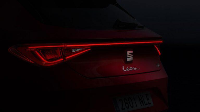 SEAT León primeras imágenes
