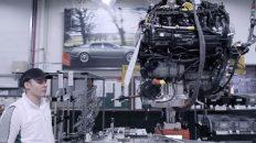Video fabricación motor Bentley