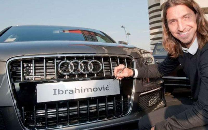 Coches Ibrahimovic
