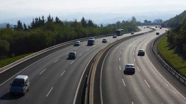 conducir por autovías