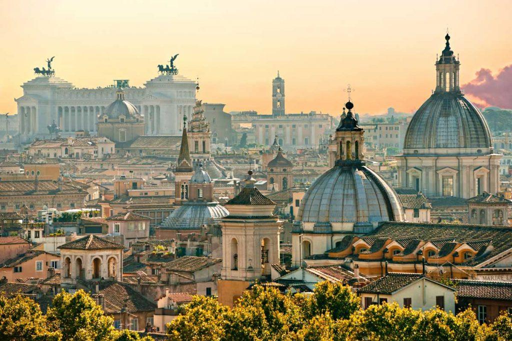 prohibición diésel Roma
