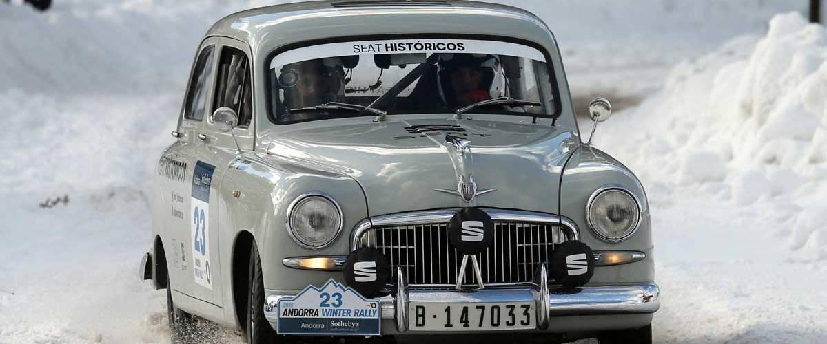 SEAT Rally Montecarlo