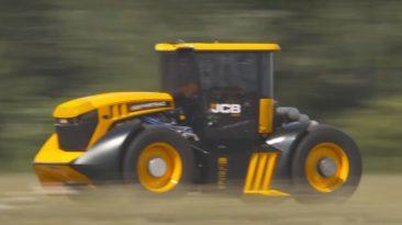 tractor más rápido del mundo