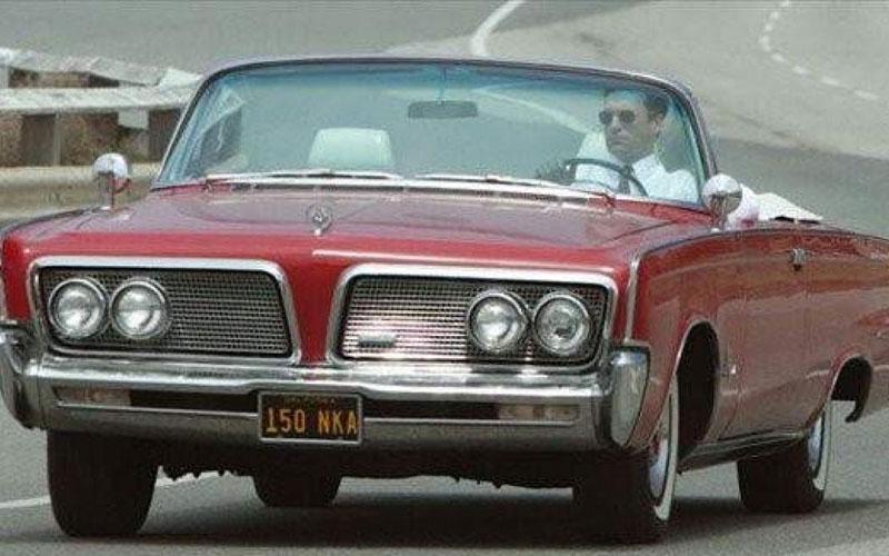 Buick LeSabre – Mad Men