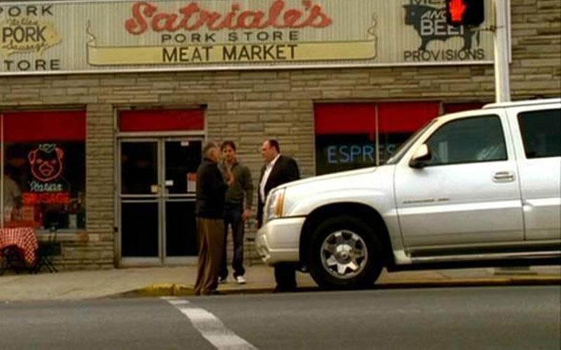 Cadillac Escalade – Los Soprano