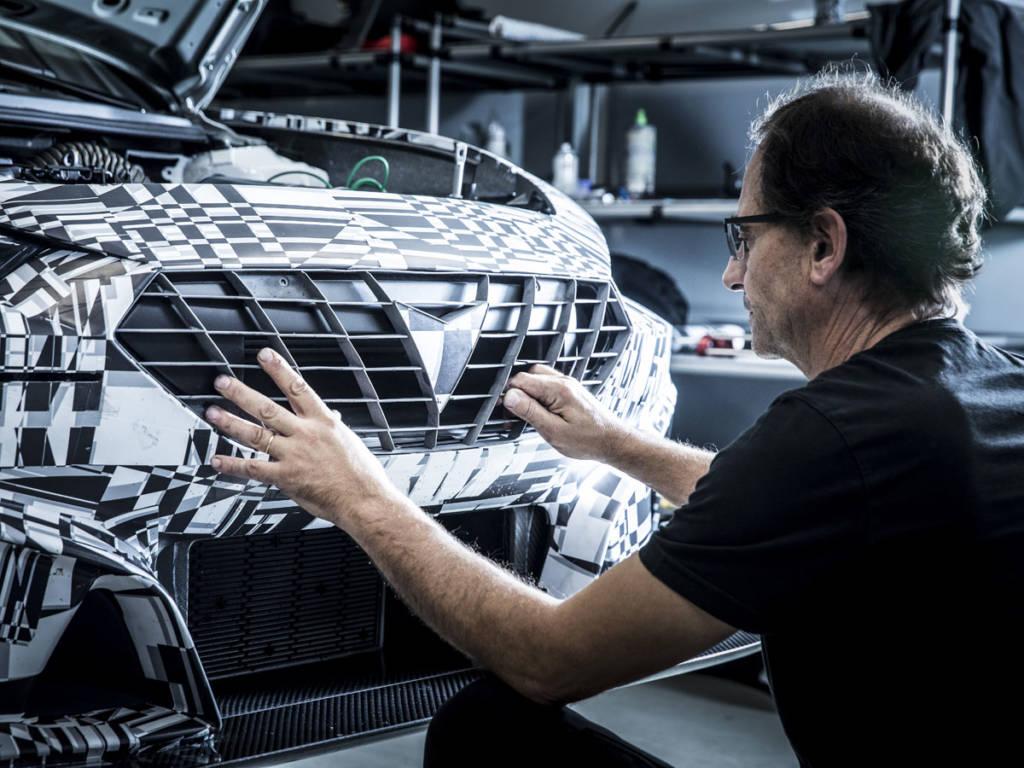 Cupra León TCR Impresión 3D 2020