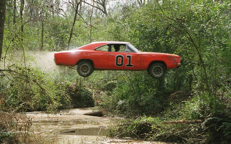 Dodge Charger – El sheriff chiflado