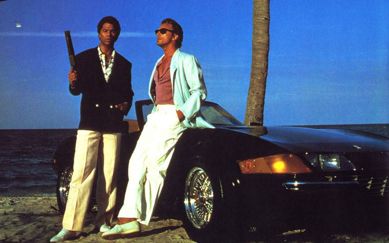 Ferrari Daytona Spyder 365 GTS/4 – Miami Vice