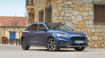 Ford Focus Active 2020