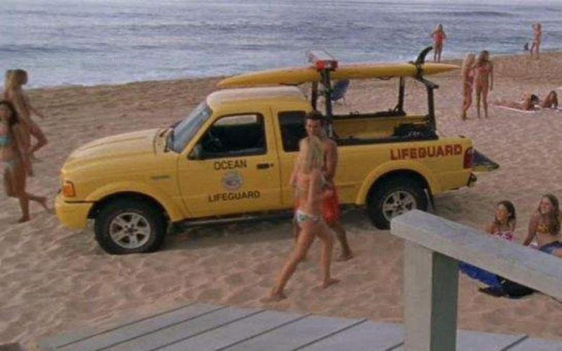 Ford Ranger – Los vigilantes de la playa
