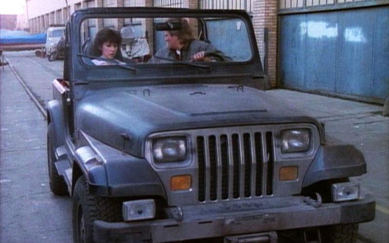 Jeep Wrangler – Macgyver