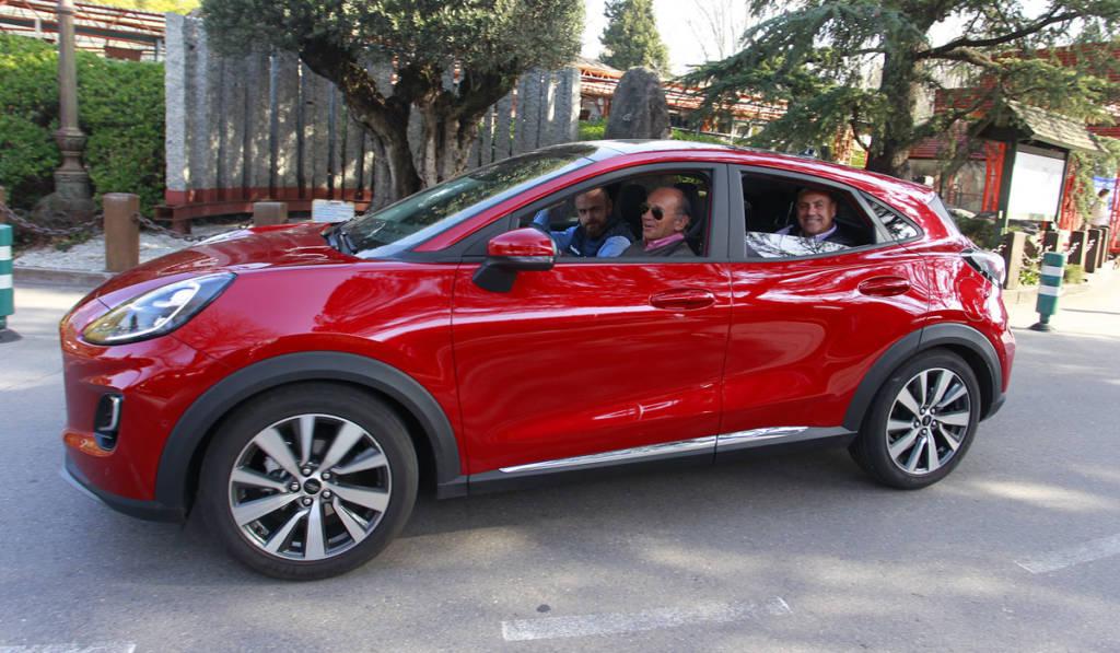 Jornada Conducción lectores Ford Puma
