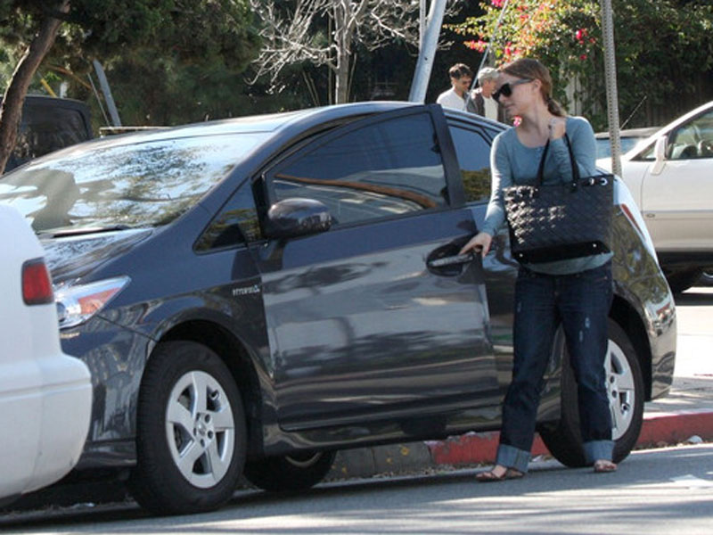 Julianne Moore - Toyota Prius