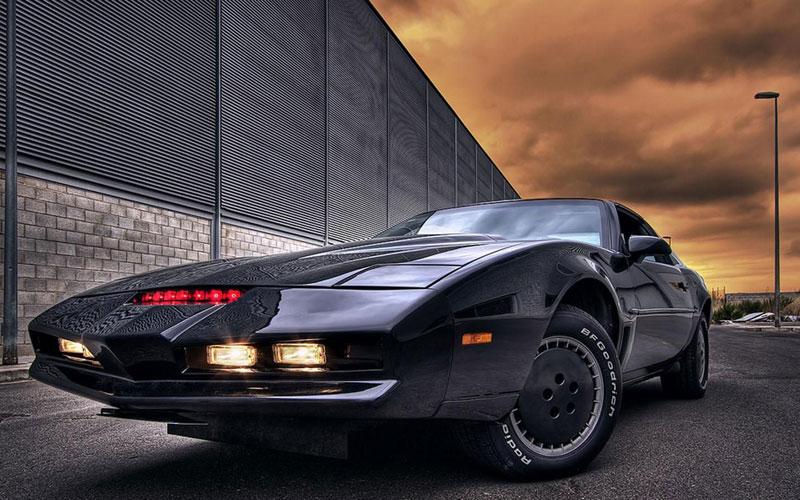 KITT – El coche Fantástico