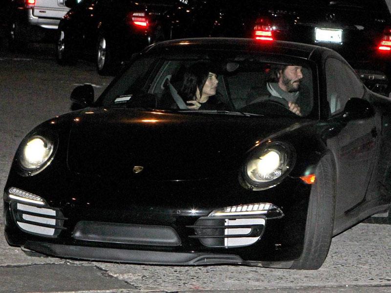 Keanu Reeves - Porsche 911