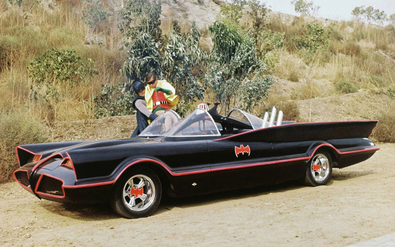 Lincoln Futura Batmobile – Batman