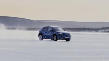 Mercedes-Benz EQA 2020 vinilado