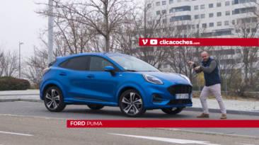 Videoprueba Ford Puma