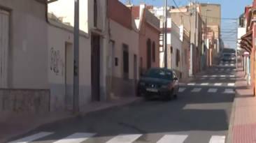 Pasos de peatones Cartagena