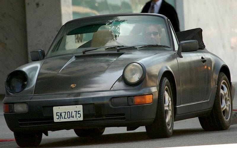 Porsche 911 (964) – Californication
