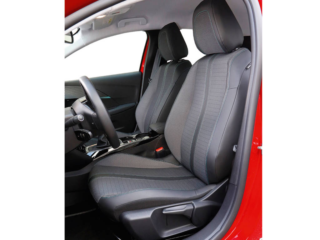 Prueba Peugeot 08 Allure Puretech 100 2020