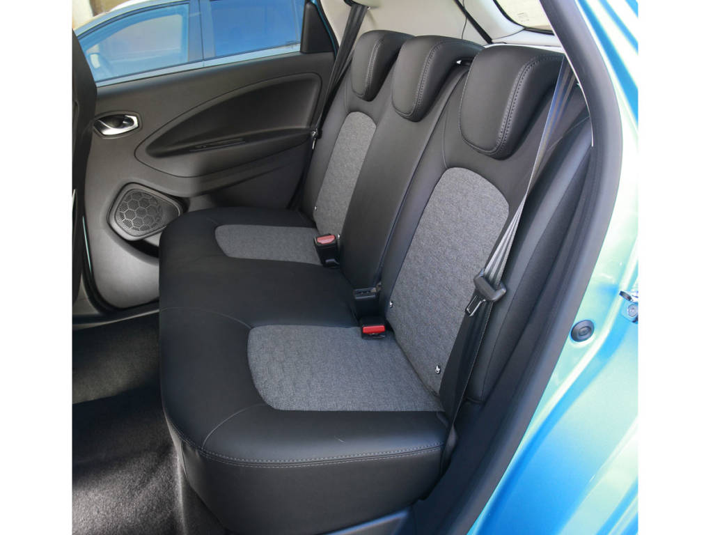 Renault Zoe 360 interior