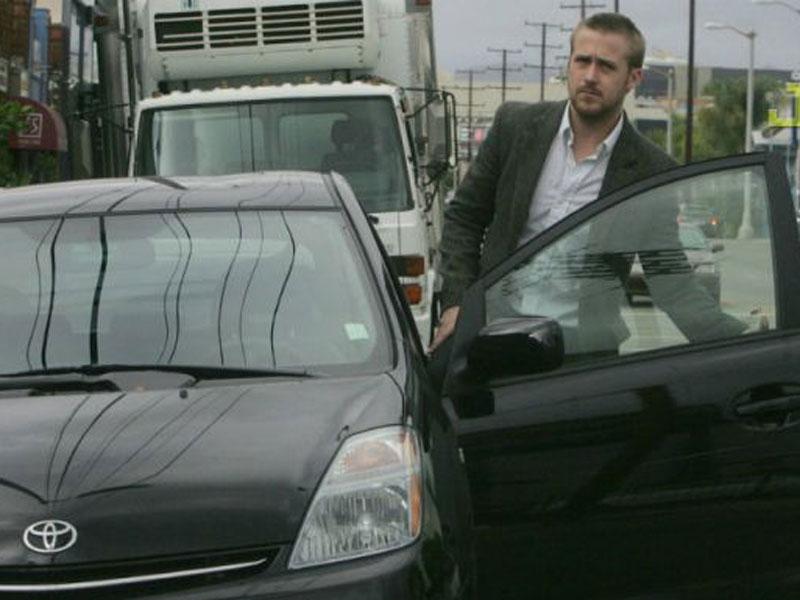 Ryan Gosling – Toyota Prius