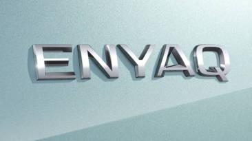 Skoda Enyaq SUV eléctrico