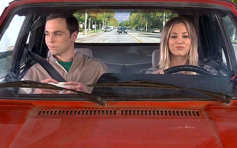 Volkswagen Golf Cabrio – The Big Bang Theory