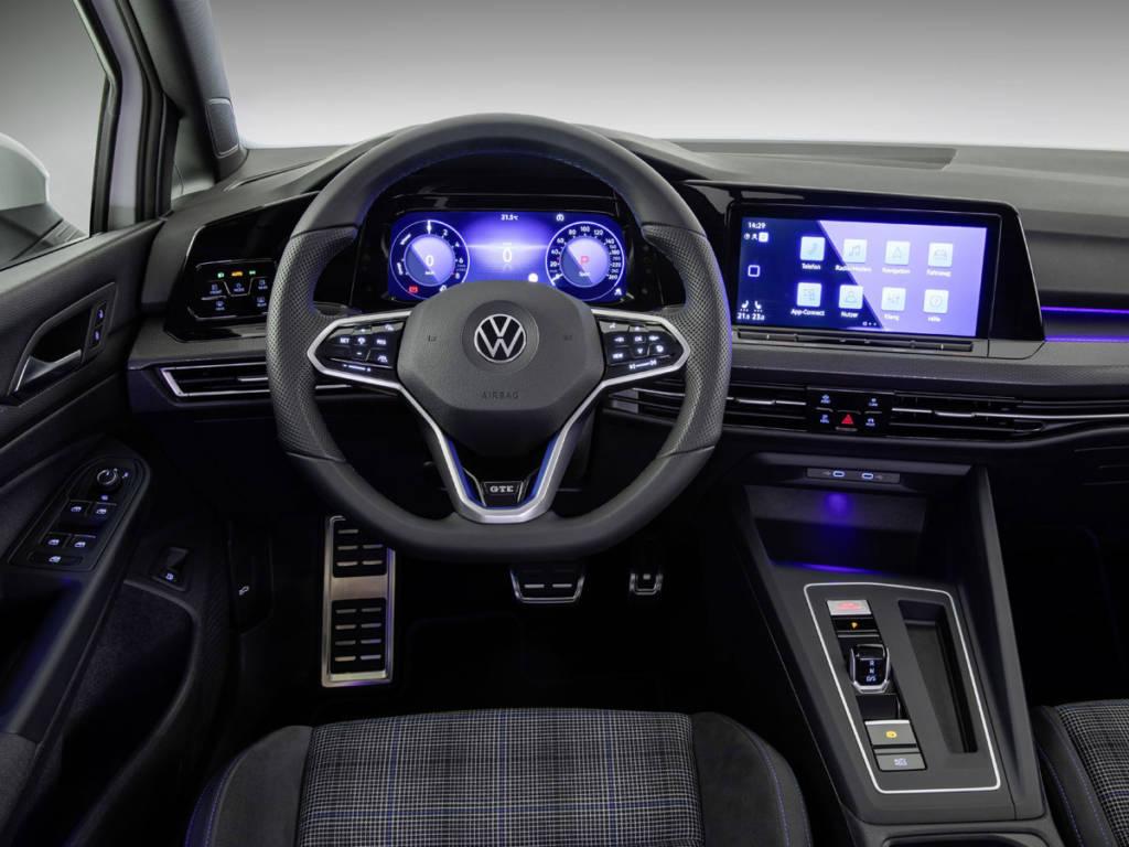 Volkswagen Golf GTE 2020