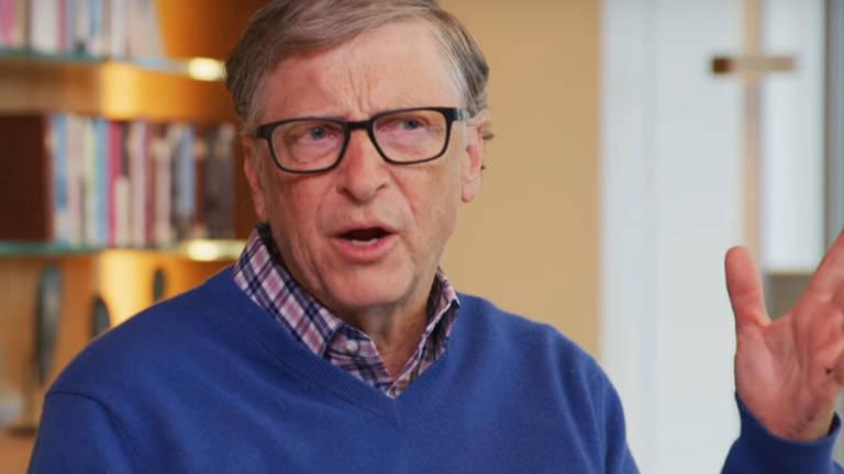 Bill Gates coche