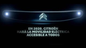 citroen coche eléctrico