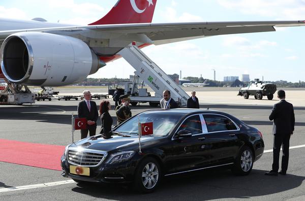 erdogan coche