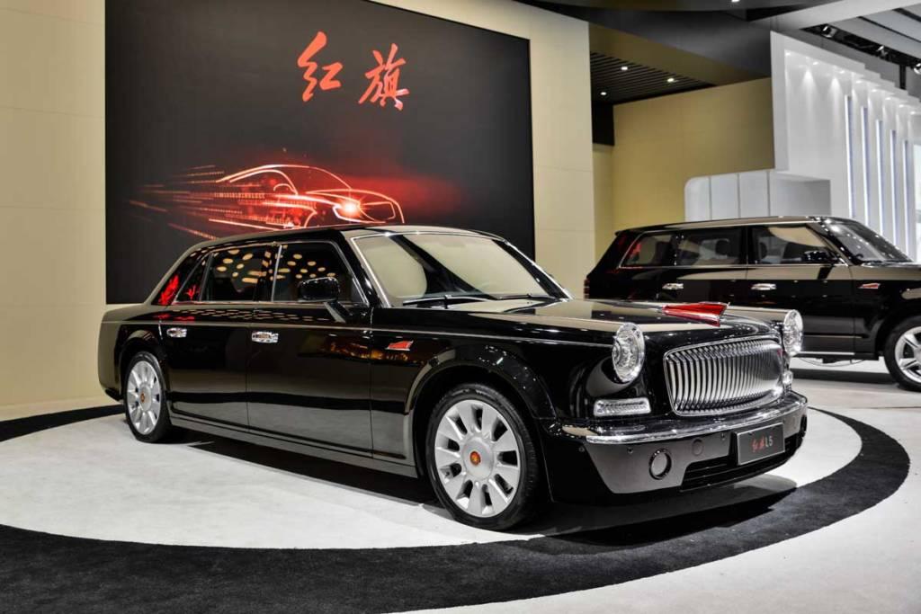 coches mandatarios mundo