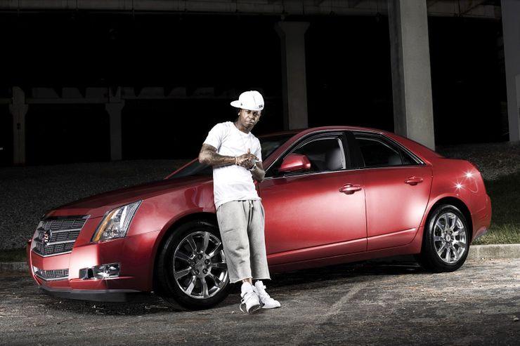 Coches raperos Lil Wayne