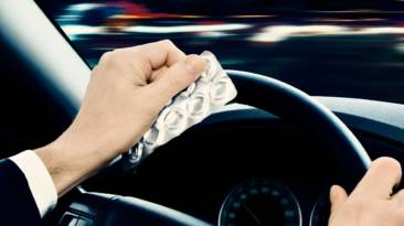 medicamentos conducción