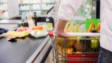 pagar multas supermercado