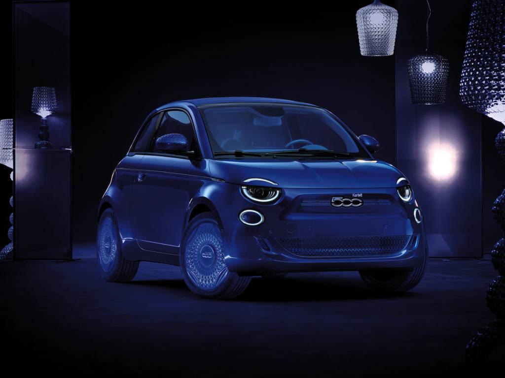 Fiat 500e 2020