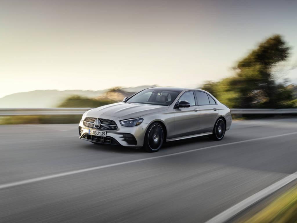 Mercedes-Benz Clase E 2020