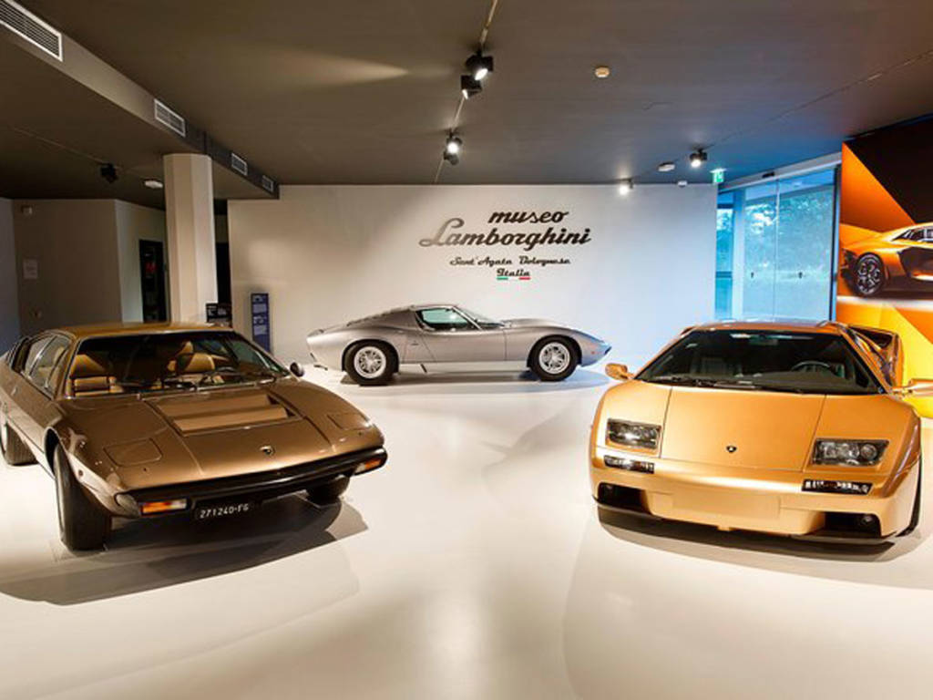 Museo-Lamborghini