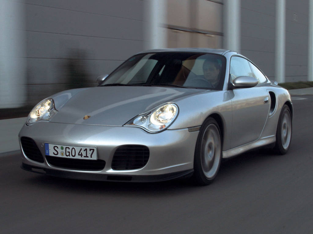 Porsche 911 Turbo S 996