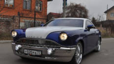 Preparador coches clásicos soviéticos